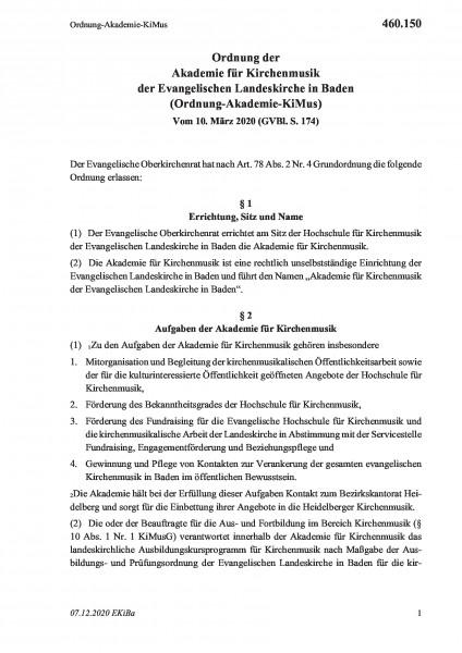 460.150 Ordnung-Akademie-KiMus